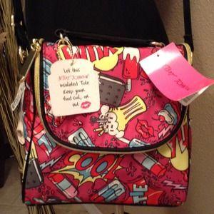 50 Off Betsey Johnson Handbags Nwt Betsey Johnson Sweet