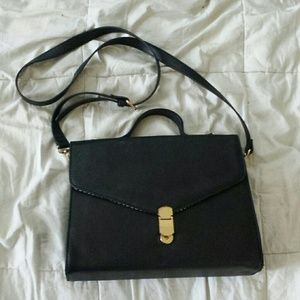 Forever 21 Handbags - Black Satchel