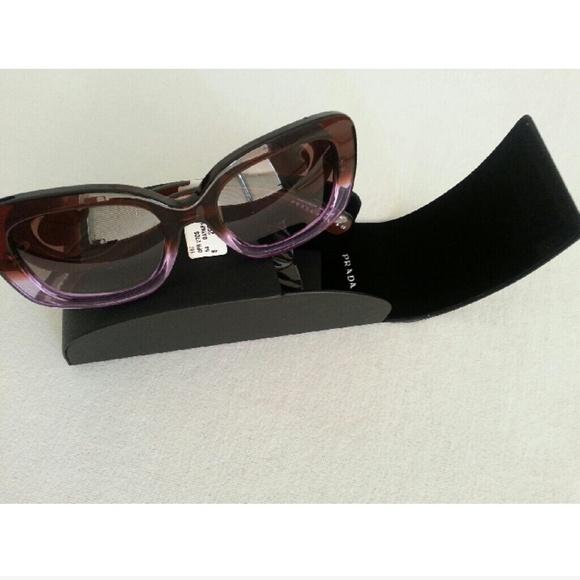 Prada Baroque Sunglasses Purple Prada Baroque Sunglasses