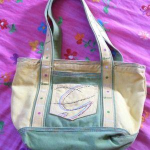 Handbags - ⭐️SALE⭐️Yellow and green purse