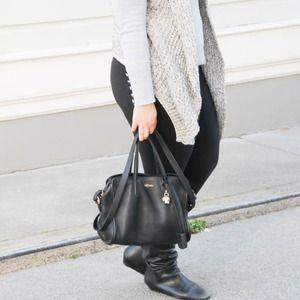 Alexander McQueen Handbags - Alexander McQueen zip bowling bag