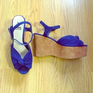 faryl by faryl robin Shoes - Ankle-strap wedges