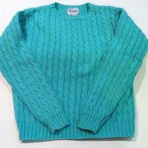100% Cotton Sweater