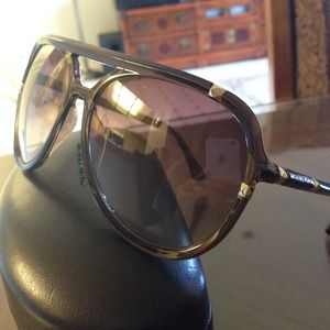 a61eb0f00a4e Michael Kors Accessories - Michael Kors M3836S Jemma Aviator Sunglasses  Brown