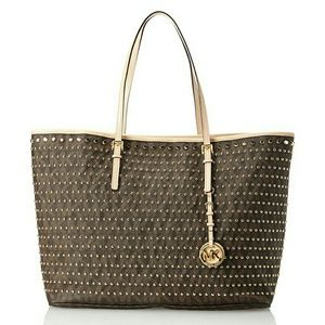 HP! MICHAEL KORS Studded Medium Tote