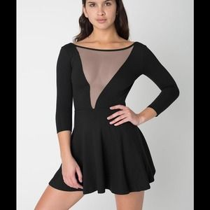 American Apparel Dresses & Skirts - American Apparel Gloria V Skater Dress