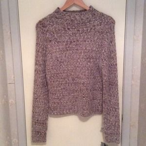 Cable knit cozy, soft pullover sweater