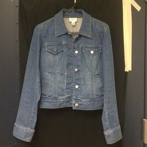Ann Taylor Loft jean jacket