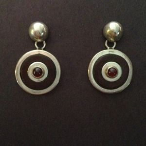 Jewelry - Vintage Sterling Earrings