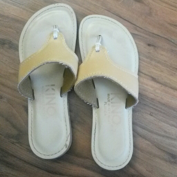50 Off Shoes Tan Kino Sandals From Parker S Closet On