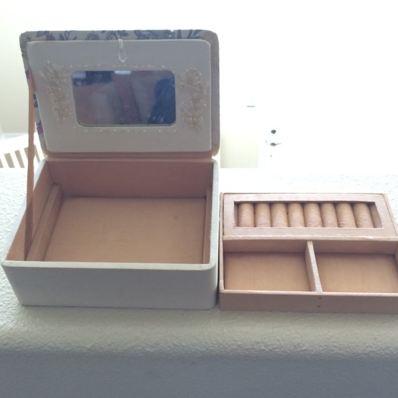 Anthropologie Anthropologie jewelry box from Krystals closet on
