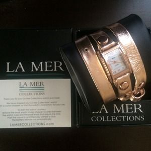 La Mer Collections Watch - New in Box