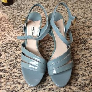 REDUCED! Miu Miu Heels