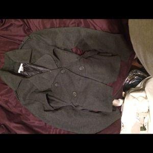Sweaters - Grey peacoat