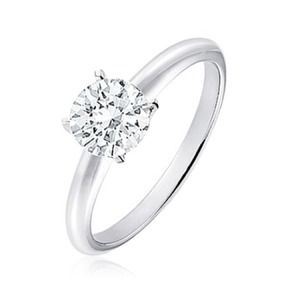 Jewelry - STERLING SILVER 1 CARAT TOPAZ RING LAST ONE