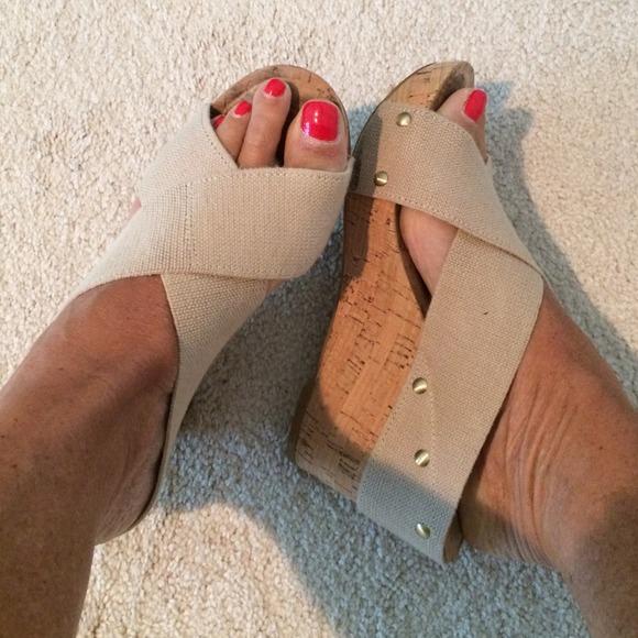 00acdd39e08 Lucky Brand Shoes - LUCKYBRAND MILLER WEDGE