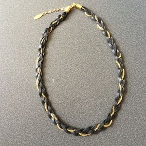 ADA Accessories - Real leather fashion luxury necklace from ADA