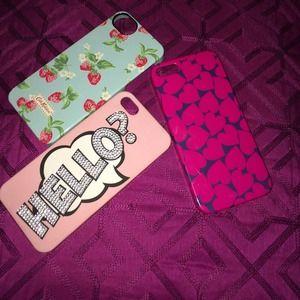iPhone 5-5s cases