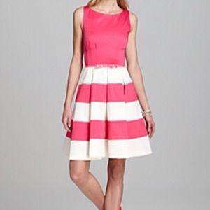 kate spade Dresses & Skirts - Striped Kate Spade Dress