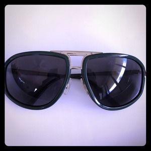 Dolce & Gabbana aviator style sunglasses authentic
