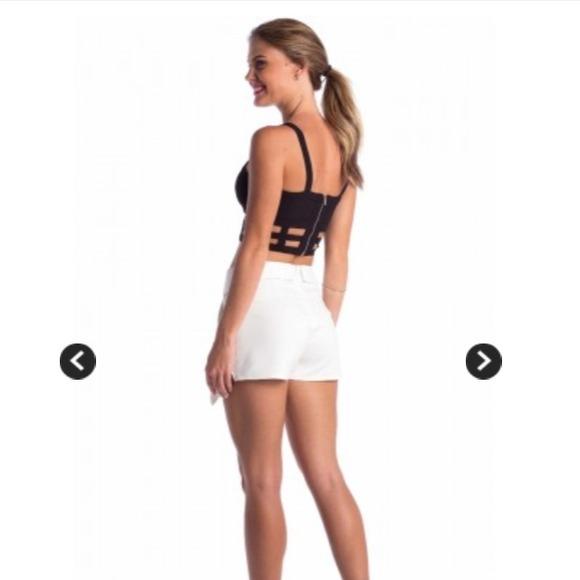 Showpo - Envelope Skirt Skort white LF like from Torrey ☀ 's ...