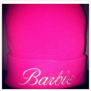 """Barbie"" beanie"