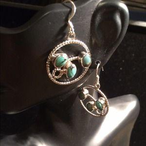 Jewelry - Triple Turquoise