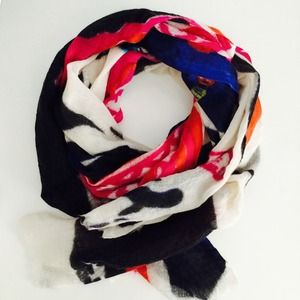 Anthropologie Accessories - Anthropologie Virginia Johnson wool scarf
