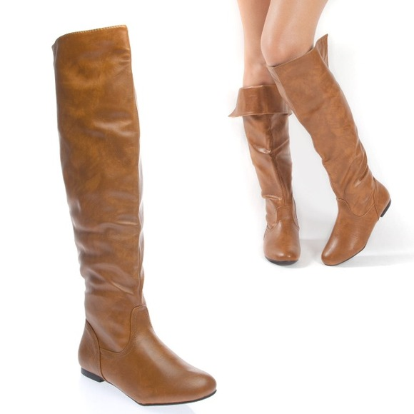 76 aldo boots aldo thigh high boots leather