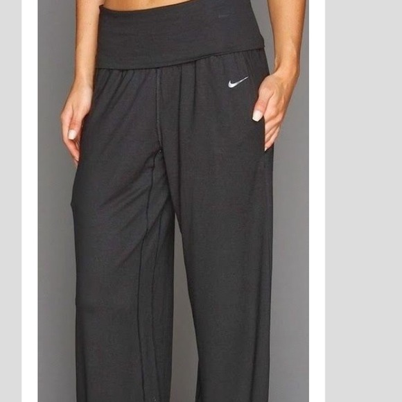 Nike - ISO Nike ace wide yoga pants from Madi's closet on Poshmark