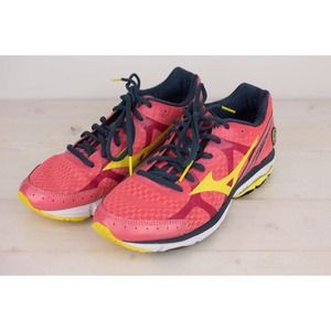 Shoes - Mizuno Wave Rider 17 - Women's Running Shoe