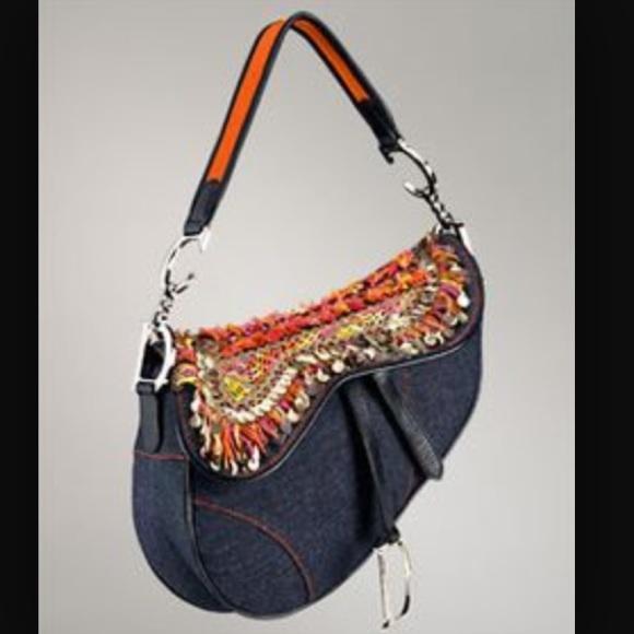 christian dior Handbags - 🤑SALE🤑 💯 Dior saddle bag- limited edition cdc5fc53348ed