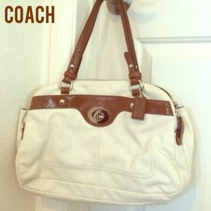 Authentic Coach Bag - Great Condition