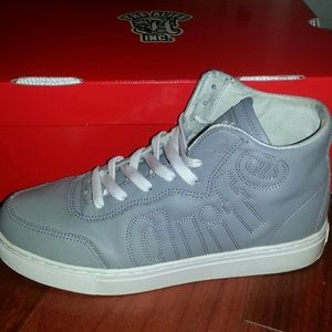 Alife Shoes - Grey Alife Hightops Size 7