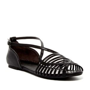 Report Shoes - Report Black Sandals