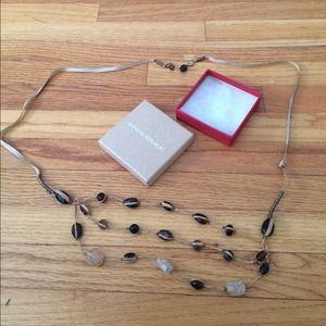 BEAUTIFUL jeweled belt from Banana Republic in box
