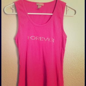 Forever 21 Tops - 😍CUTE Forever21 Tank top