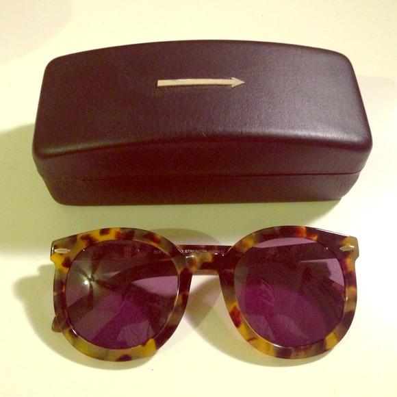 f73c909dcf69 Karen Walker Super Duper Strength Sunglasses. M 53a39c9626620305c1012321.  Other Accessories ...