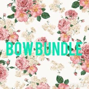 Accessories - Bow bundle for @jennaltz