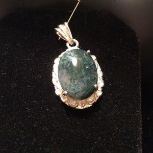 Jewelry - Mossy Quartz