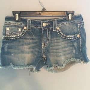 Miss Me Denim Brand Shorts