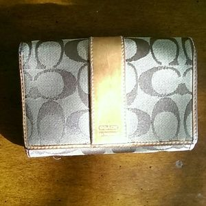 Coach Bags - Signature Coach Wallet