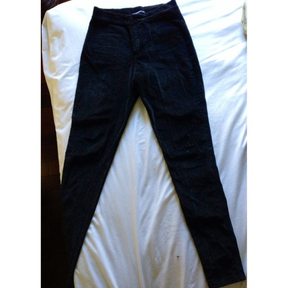 exceptional range of styles new collection latest selection Brandy Melville High-Waisted Corduroy Pants