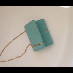 Forever 21 clutch/crossbody