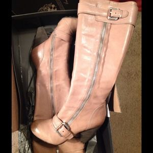 "Vince Camuto ""Vintage"" Calf Knee-High Boots"