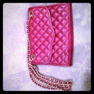 Quilted Bordeaux Rebecca minkoff