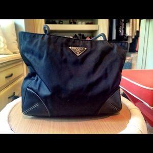prada messenger bag sale - Black Prada nylons on Poshmark
