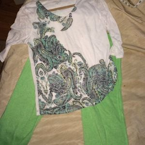 A gorgeous shirt NWOT!!!! NEVER WORN!