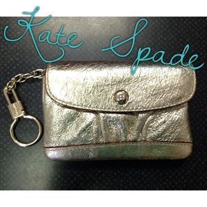 Kate Spade Saturday Keychain Wallet