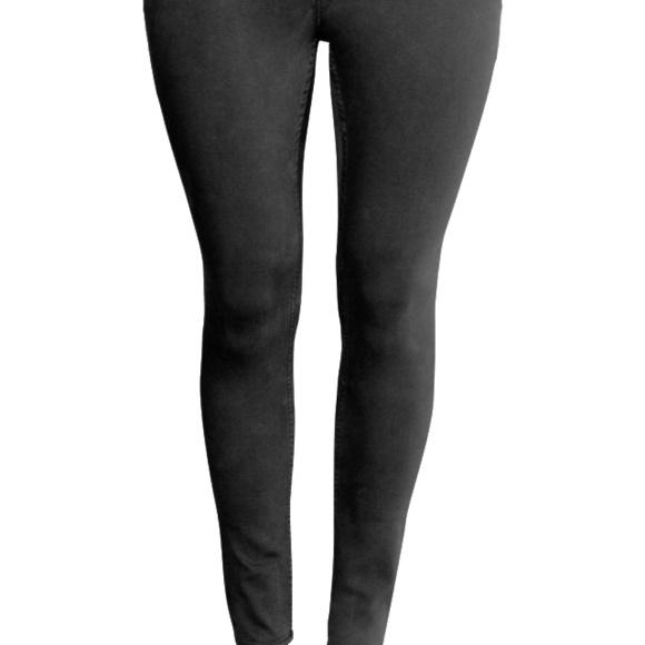 3ec97bcec675c H&M Pants | Clearancenavy Blue Hm Plus Size Skinny | Poshmark